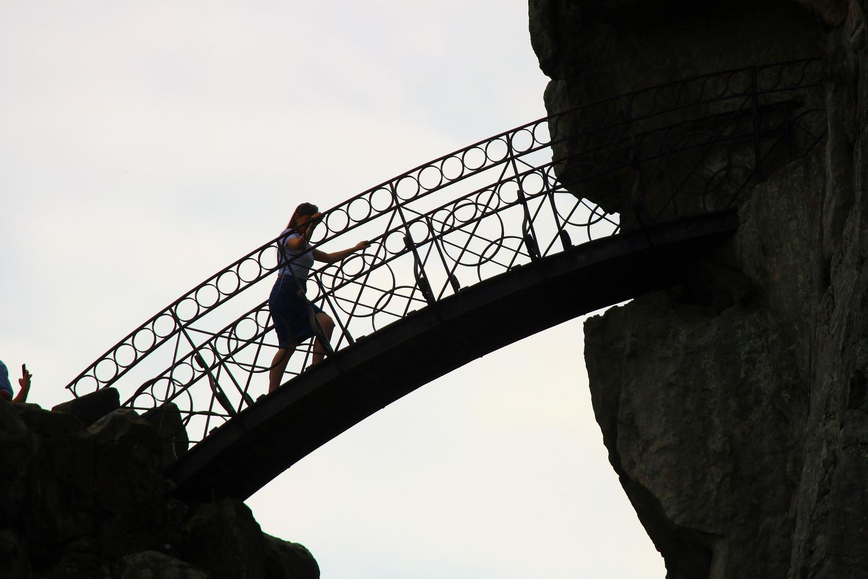 Externsteine Brücke