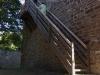 Aufstieg zum Burgfried