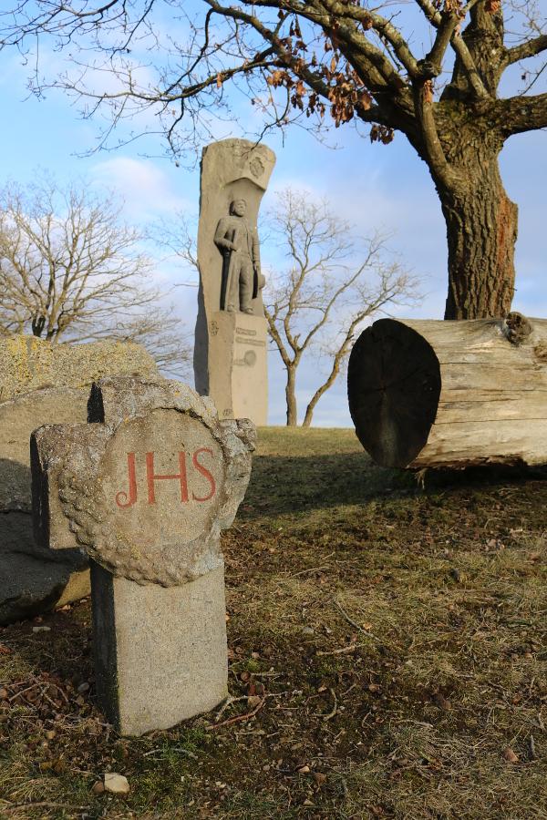 Jakobus-Säule Übersicht