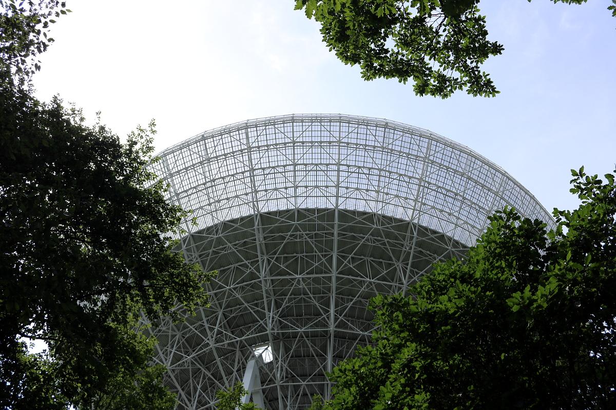Teleskop hautnah