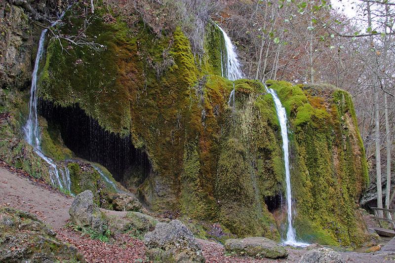 Dreimühlen Wasserfall in Üxheim