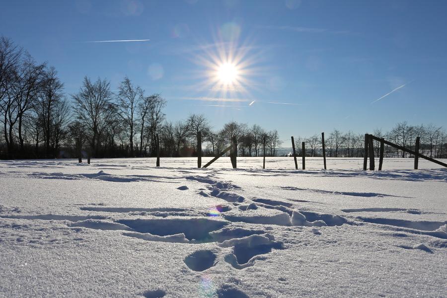 Winter in Monschau