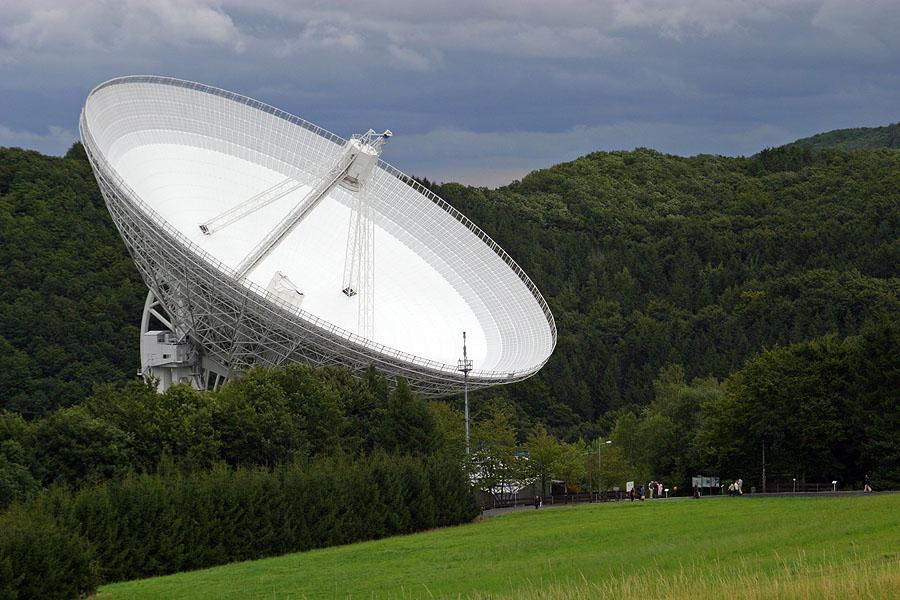 Effelsberg Radioteleskop