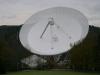 Radioteleskop Effelsberg im Herbst