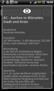 deutsche kfz kennzeichen verzeichnis