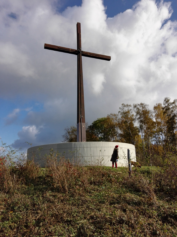 Haarener Kreuz auf dem Haarberg