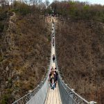 Hängeseilbrücke Geierlay im Hunsrück