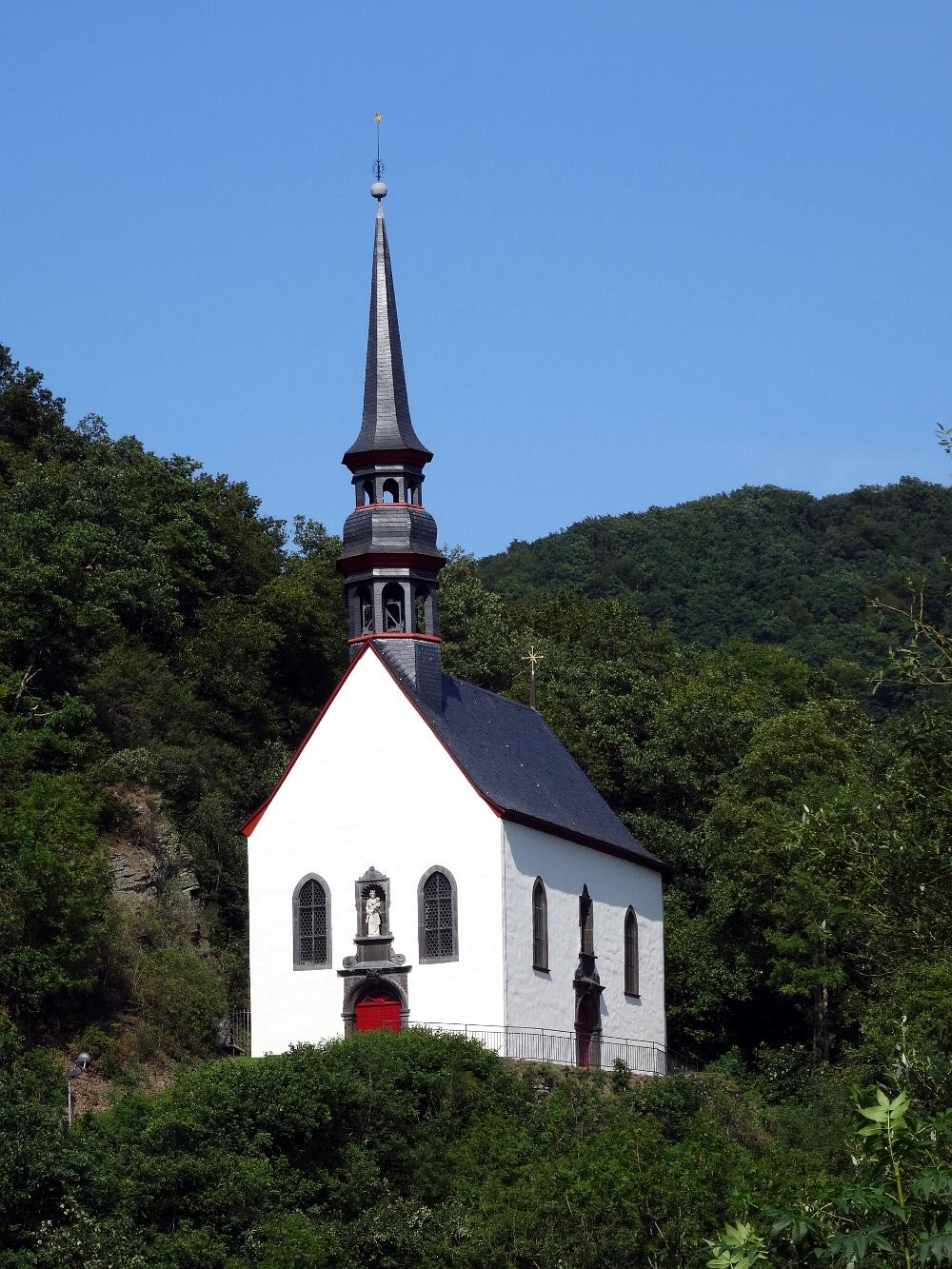 Pützfelder Kapelle - Wallfahrtskapelle Maria Geburt an der Biebelsley